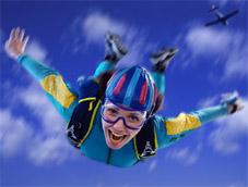 Прыжок с парашютом. Экстремальный спорт. Экстрим. Фото. Картинки. Изображения. Рисунки. Фотографии. Текст.  Jump with parachute. Extreme sport. Photo. Pictures. Text.